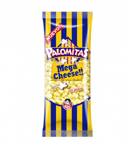 Palomitas Mega Cheese