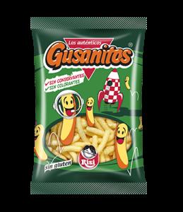 Gusanitos Original marca Risi