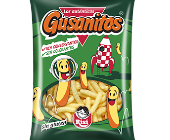 Gusanitos Original