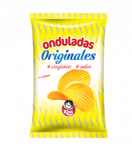 Patatas Onduladas Originales