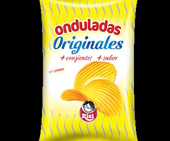 Patatas Onduladas Originales