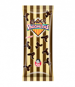 Palomitas Chocolate marca Risi