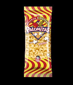 Palomitas Ketchup & Mostaza Risi