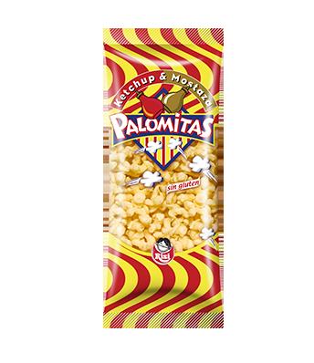 Palomitas Ketchup & Mostaza