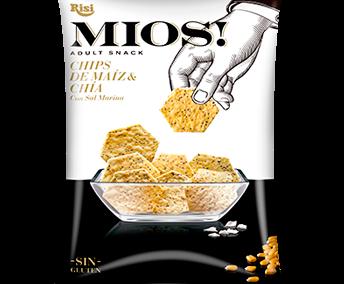 CHIPS DE MAÍZ & CHÍA